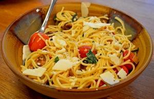 SpaghettiShrimpCarbonara